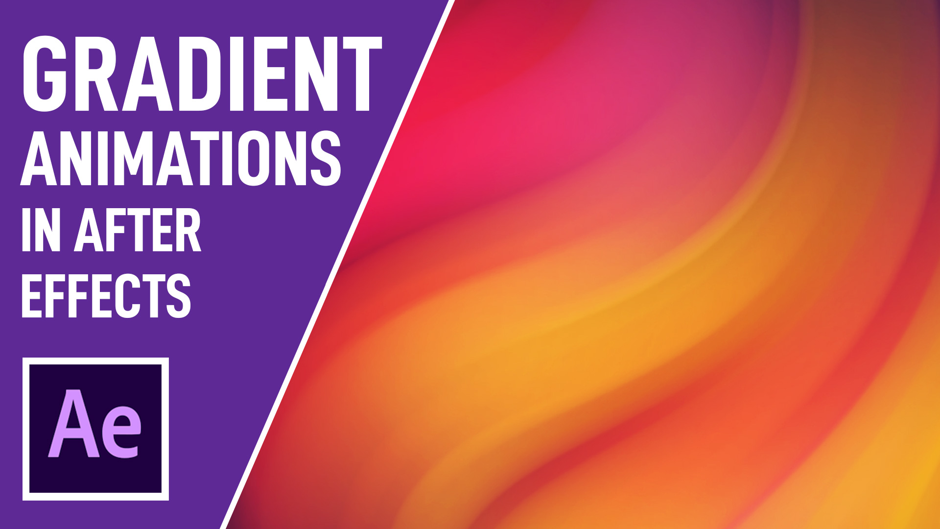 Adobe After Effects: Learn to Create Gradient Animations