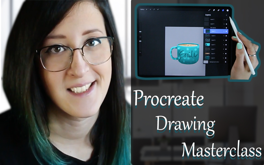Digital Illustration for Beginners Using Procreate