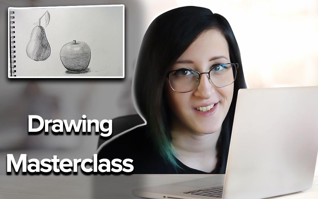 Beginner Drawing Masterclass